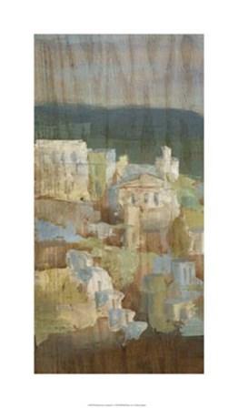 Mediterranean Composition I by Megan Meagher art print