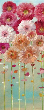 Daisies Spring I by Danhui Nai art print